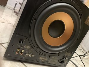 Klipsch subwoofer for Sale in Lakewood, CA