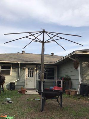 Backyard/pool Umbrellas frames for Sale in Spring, TX
