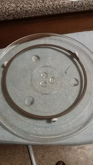 Microwave plate and spinner for Sale in New York, NY