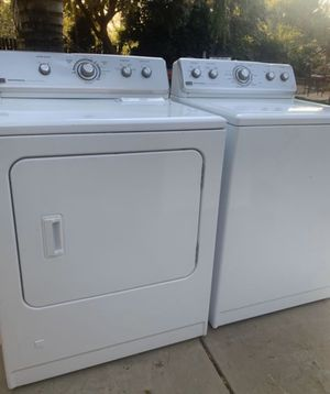 Maytag washer and gas dryer for Sale in Perris, CA