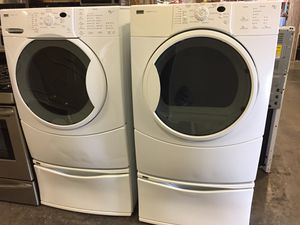 Kenmore Elite Washer Dryer Set In Excellent Shape for Sale in Vancouver, WA