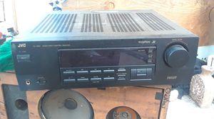 Jvc audio video control receiver. Rx558 for Sale in Lodi, CA