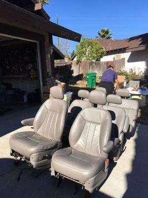 Dodge caravan seats for Sale in Moreno Valley, CA