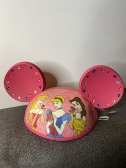 Disney Princess Mickey Mouse Hat Ears for Sale in Sacramento,  CA