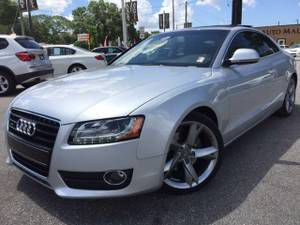 Cyber Monday sale AUDI A5 QUATTRO V6 3.2 STICK '08 $3999DOWN*$388MONTH W/INS INCLD - $9998 (7414 N FLORIDA AVE PLEASE ask for Toris luxury auto mall for Sale in Tampa, FL