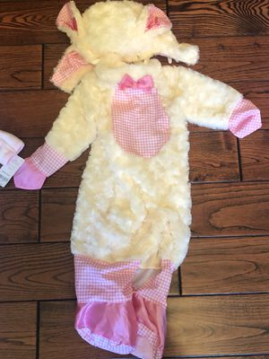 Size 9M lamb costume for Sale in Smyrna, TN