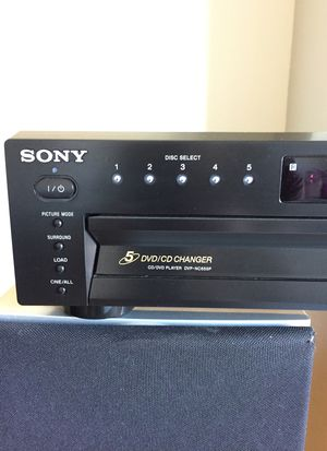 Sony 5 DVD/CD Changer for Sale in Chicago, IL
