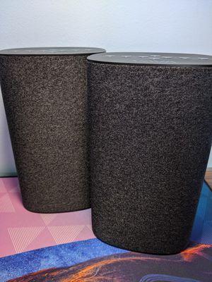 Vava wireless Bluetooth speaker (both speakers) for Sale in Voorhees Township, NJ
