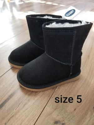 New Size 5 toddler girls boots for Sale in Piedmont, SC