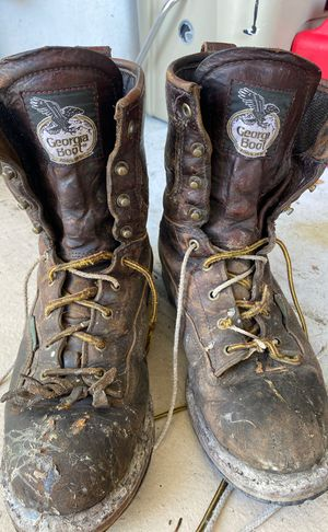 Work boots for Sale in Pompano Beach, FL
