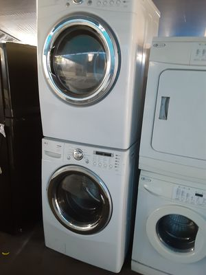 $599 LG washer dryer set includes delivering the San Fernando Valley a warranty and installation for Sale in Los Angeles, CA