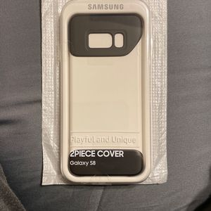 2 Piece Cover For Galaxy S8 for Sale in San Marcos, CA
