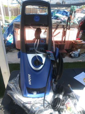 Brand new pressure washer made by Sun Joe never been used for Sale in Moreno Valley, CA