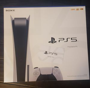 PS5 playstation 5 for Sale in Hacienda Heights, CA