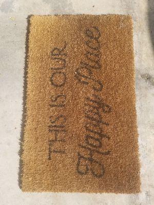 Door mat $5 for Sale in Fresno, CA