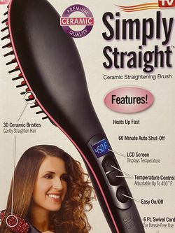 Simply Straight For Hair for Sale in Dallas,  TX