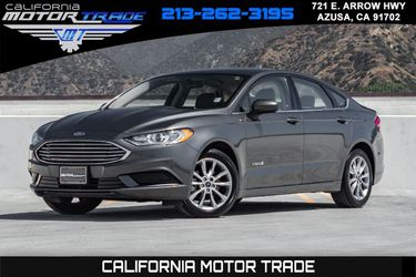 2017 Ford Fusion Hybrid for Sale in Azusa,  CA