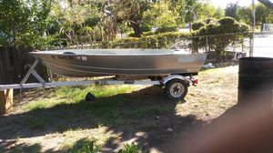 Aluminum boat (GREGOR) for Sale in Stockton, CA