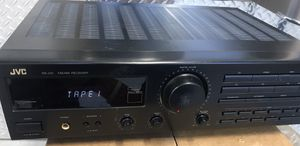 JVC RX-212bk Stereo Receiver for Sale in Lanham, MD