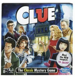 Clue Board Game - The Classic Mystery Game for Sale in Aliquippa, PA