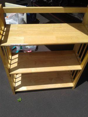Sturdy shelf-bookcase for Sale in Stockton, CA