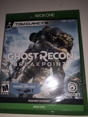 Ghost Recon : Breakpoint (Xbox One) for Sale in Fort Washington, MD