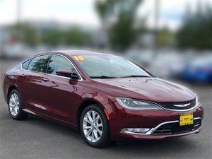 2015 Chrysler 200 for Sale in Auburn, WA