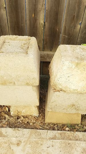 6 Free Foundation Blocks for Sale in Lincoln, CA