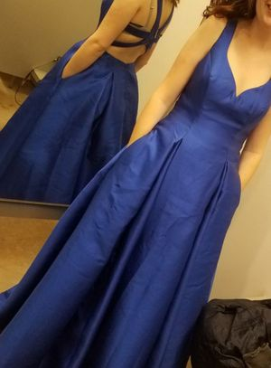 Cobalt Blue Prom Dress for Sale in Antioch, CA