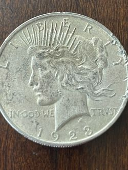 1923 Peace Silver Dollar for Sale in Sanger,  CA
