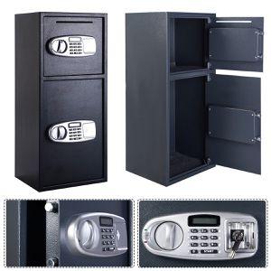 Large Capacity Double Door Steel Digital Safe Lock Strong Box for Sale in Hemet, CA
