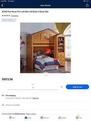 Loft Bed for Sale in Birch River, WV