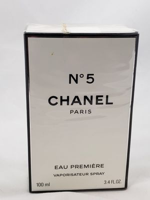 Chanel No 5 EAU PREMIERE PARFUME 100 ML New In Box for Sale in Warren, NJ