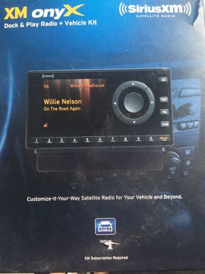 SiriusXM brand new for Sale in San Diego, CA