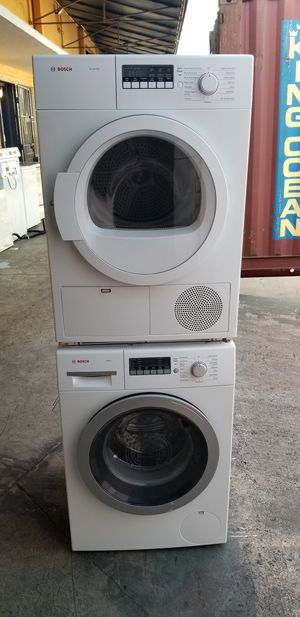 WASHER AND VENTLESS DRYER 24 INCHES FRONT LOAD for Sale in Hialeah Gardens, FL