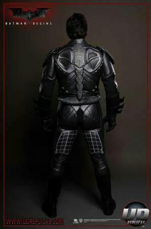 Batman Begins UD Replica Batman Nomex Suit sml for Sale in Menomonie, WI
