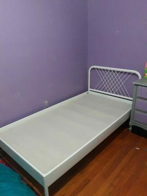 Twin bed metal for Sale in Dearborn, MI