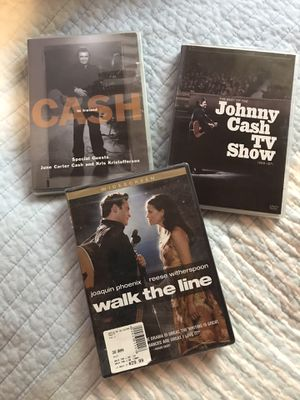 Johnny Cash cds and dvds for Sale in Seattle, WA