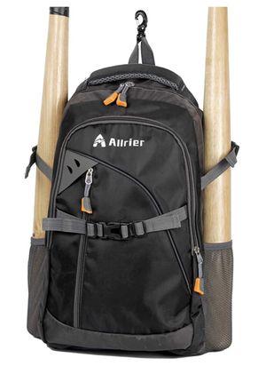 Baseball Backpack Bag (black) for Sale in Etiwanda, CA