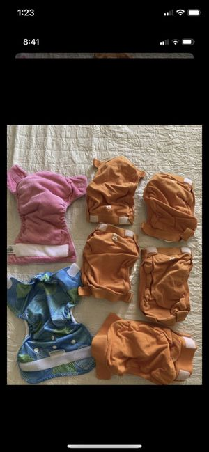 Cloth diapers for Sale in Tempe, AZ