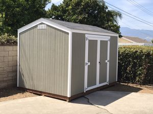 10x12x7 double door shed for Sale in Bell Gardens, CA
