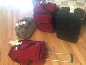 Used Luggages and carryon for Sale in Merrick, NY