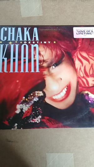 CHAKA KHAN DESTINY LP for Sale in Hacienda Heights, CA