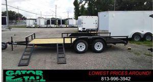 7X16 ATV UTILITY TRAILER! for Sale in Tampa, FL