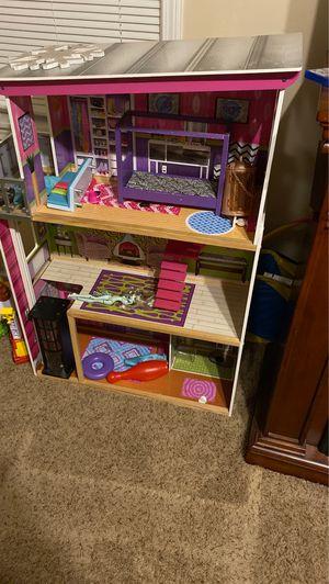 4 ft tall Dollhouse for Sale in Atlanta, GA