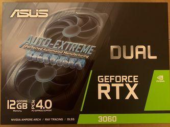 ASUS RTX 3060 DUAL for Sale in Alpharetta,  GA
