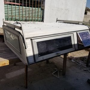 Aluminum Camper for toyota truck short bed for Sale in Imperial Beach, CA
