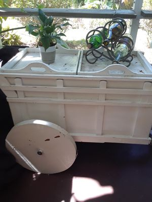 Plant/wine cart for Sale in Port Charlotte, FL