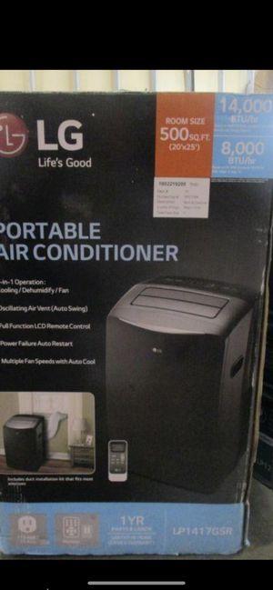 Portable air conditioner 14000 BTU for Sale in Glendale, AZ