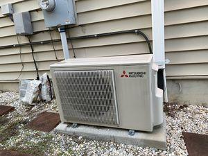 AC & Heat Mini Spliter for Sale in Durham, NC
